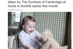 Kate posta le foto della piccola Charlotte