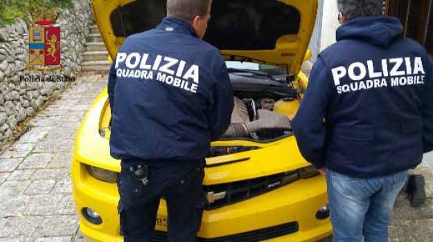 antiterrorismo, arresti, documenti falsi, libici, pozzallo, targhe false, Sicilia, Archivio