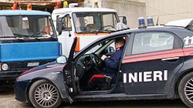 anziano sei arresti, rapina, Catanzaro, Calabria, Archivio