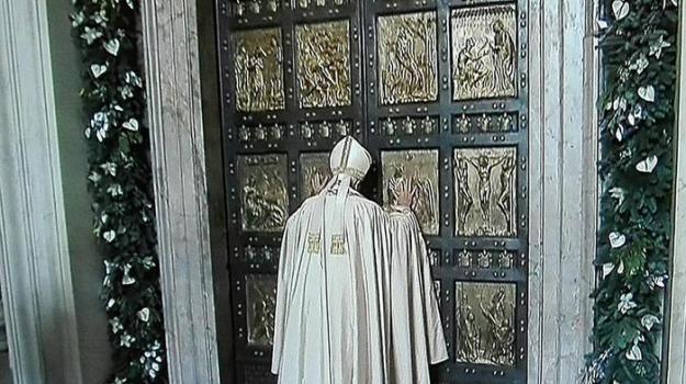 giubileo, papa francesco, porta santa, Sicilia, Archivio, Cronaca