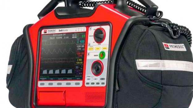 defibrillatore, Messina, Archivio