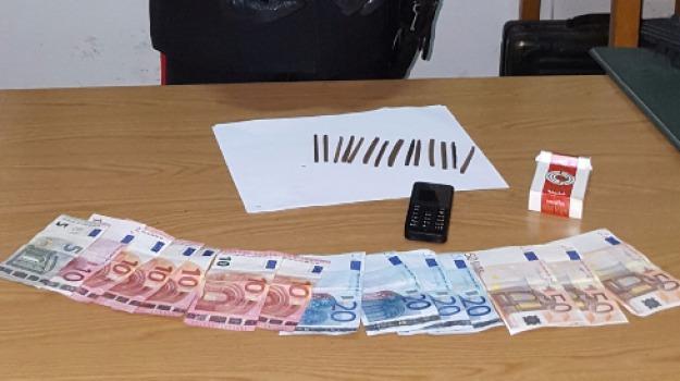 Arresto tunisino, carabinieri, droga, vittoria, Sicilia, Archivio