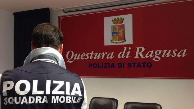 Arrestato tunisino, Operazione Medicina, polizia, ragusa, Sicilia, Archivio