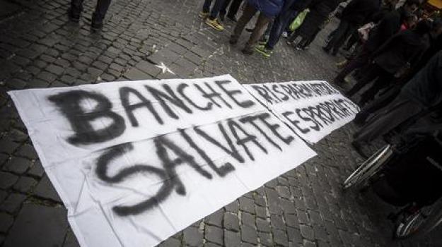 banche, pensionato, suicidio, Sicilia, Archivio, Cronaca
