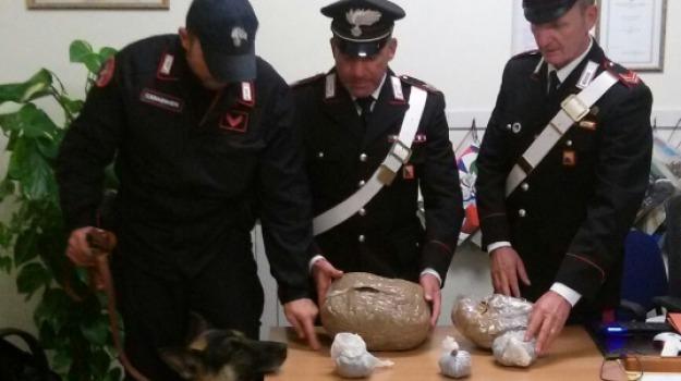 arresto albanese, carabinieri, scicli, sequestro droga, Sicilia, Archivio