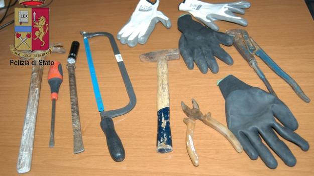 ladri appartamento, tre arresti messina, Messina, Archivio