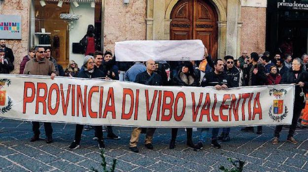 provincia vibo, Catanzaro, Archivio