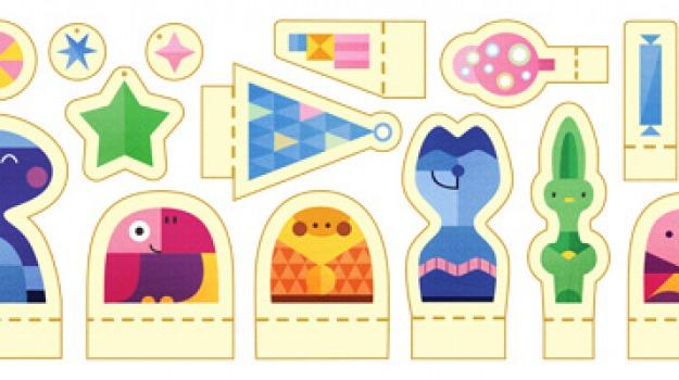 2014, 2015, buone feste, doodle, google, Sicilia, Archivio, Cronaca