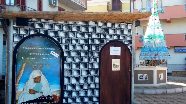 gioiosa marea, presepi, Messina, Archivio