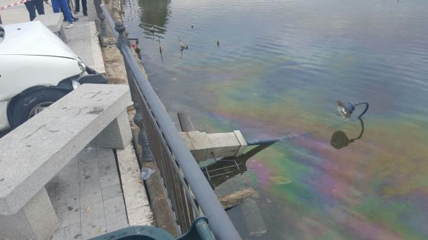 incidente lago ganzirri, Messina, Sicilia, Archivio