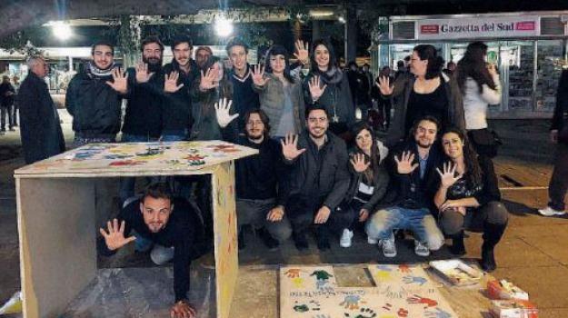 #unamanopergliamicisenzatetto, solidarietà, Messina, Archivio