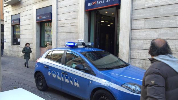 banca, cosenza, rapina, Cosenza, Calabria, Archivio