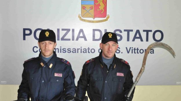 arresto rumeno, minacce alla convivente, vittoria, Sicilia, Archivio