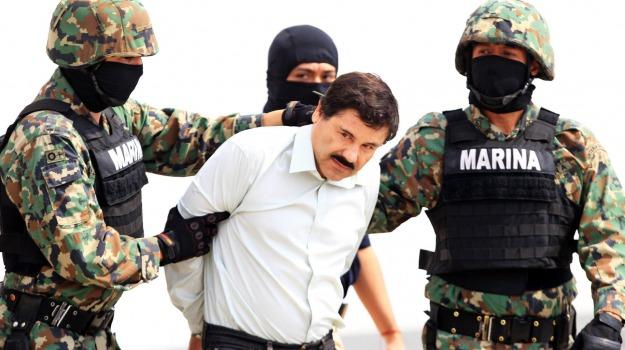 messico, narcotrafficante, processo el chapo, Joaquin Guzman, Sicilia, Mondo