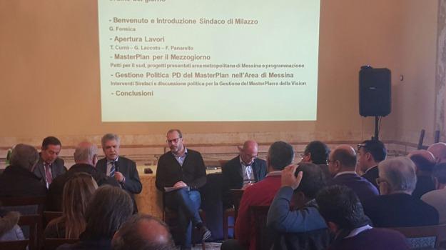 masterplan, milazzo, tommaso currò, Messina, Archivio