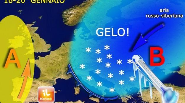 calabria, freddo, meteo, sicilia, Sicilia, Archivio, Cronaca