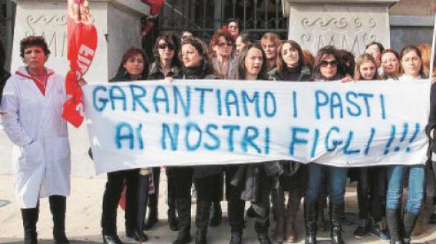 mense scolastiche, Messina, Archivio
