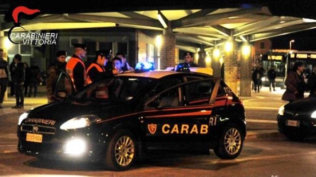 arrestato, carabinieri, sorvegliato speciale, Violazione obblighi, vittoria, Sicilia, Archivio
