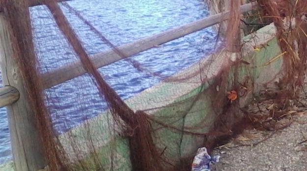 lago ganzirri, pesca frodo, Messina, Archivio
