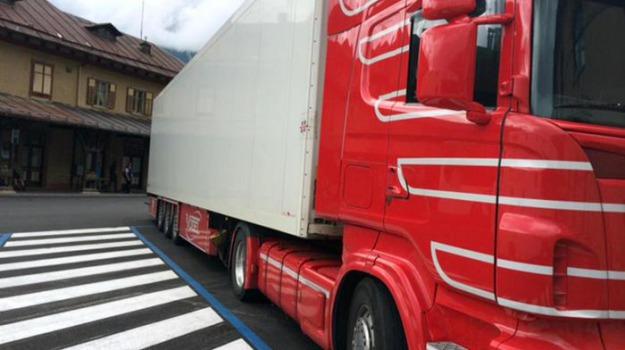 autotrasporto, frode, inchiesta dark truck 2, Messina, Archivio