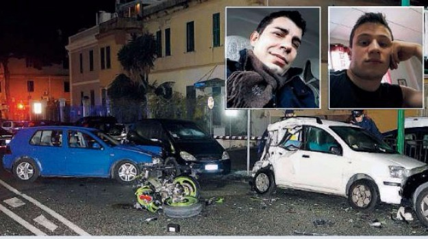 incidente mortale, Messina, Archivio