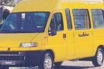 Vibo, scuolabus senza carburante