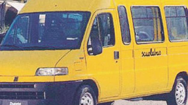 scuolabus gratuito trebisacce, Cosenza, Calabria, Cronaca