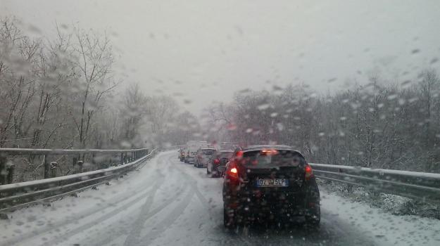 freddo, maltempo, neve, Sicilia, Archivio, Cronaca