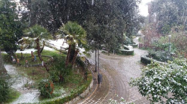 catanzaro, maltempo, neve, scuole chiuse, Catanzaro, Calabria, Archivio