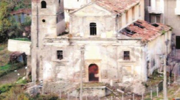 chiesa di san nicola, conflenti, Catanzaro, Archivio