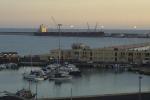 Pozzallo, catamarano con 260 passeggeri in arrivo da Malta attracca al porto