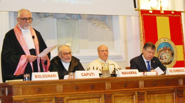 dottorato honoris causa, giuseppe tornatore, prof. Mario Bolognari, università di messina, Sicilia, Cultura