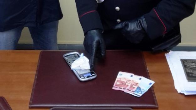 arresto carabinieri, Roccazzo, sequestro cocaina, vittoria, Sicilia, Archivio