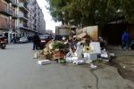 Raccolta ferma, è già emergenza rifiuti