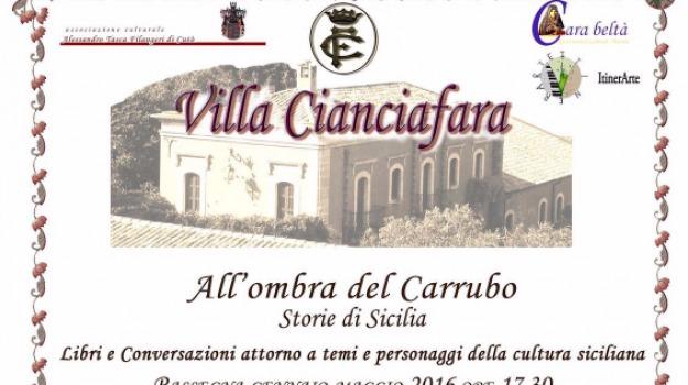 carrubbo, cianciafara, Messina, Cultura