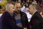 Minacce allo Sporting, sentito l'ex presidente