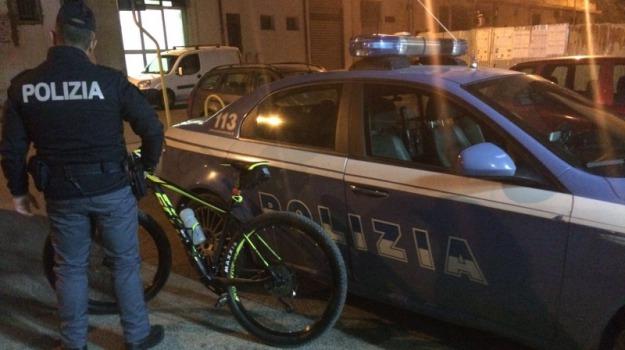 18enne terribile, arresto polizia, furto, vittoria, Sicilia, Archivio