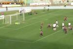 Cosenza-Messina 1-0 sblocca Arrigoni