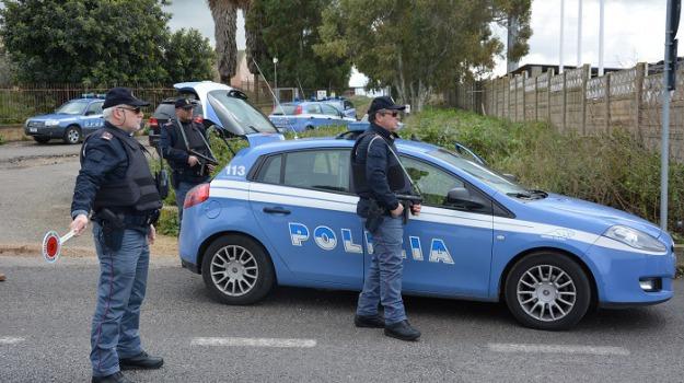 Arrestato marocchino, Bar distrutto, polizia, ragusa, Sicilia, Archivio