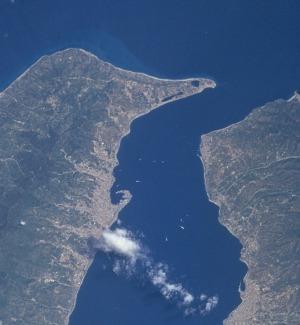 Scossa magnitudo 3.3   nello Stretto di Messina