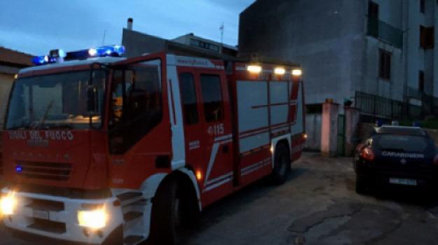 incendio, mistretta, Messina, Sicilia, Archivio