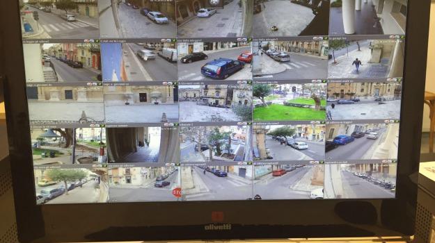 86 telecamere, Patto sicurezza, ragusa, videosorveglianza, Sicilia, Archivio