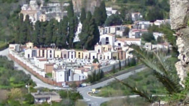 lavori cimitero, patti, Messina, Archivio