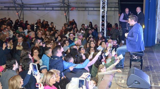 concerto Pala Tenda, giovanni caccamo, Incontro Scientifico, ragusa, Sicilia, Cultura