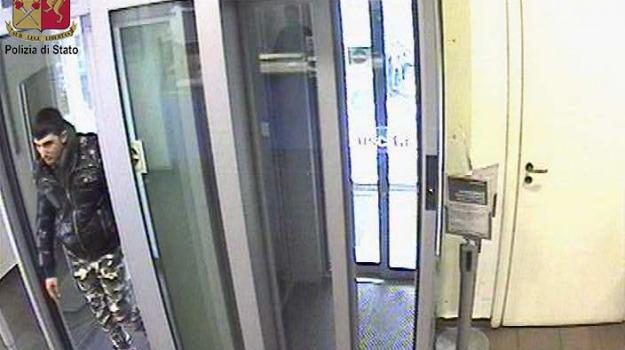 arresto rapina ps villa dante, Messina, Archivio