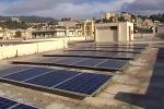 In otto scuole arriva il fotovoltaico