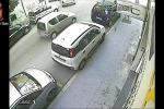Le immagini della rapina di Timpano