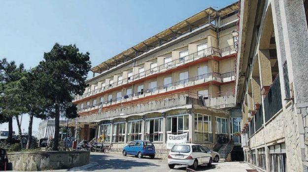 servizi sociali, Messina, Archivio