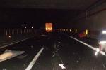 Quattro giovani morti le foto dell'incidente