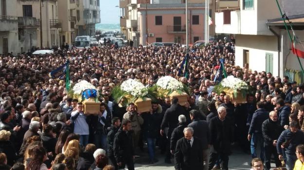 funerali, Reggio, Calabria, Archivio